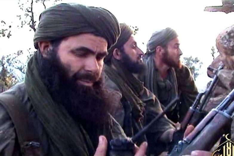Abdelmalek Droukde zginął podczas operacji francuskich sił zbrojnych