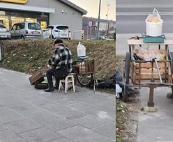 Smutny widok pod Biedronką. Zdjęcia obiegły media społecznościowe