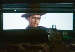 Marlon Brando w Cyberpunk 2077. Najlepsze filmowe easter eggi