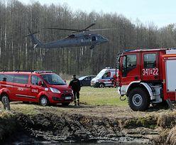 Pożar w Biebrzańskim Parku Narodowym opanowany. Ogień nie wniknął w głąb torfowisk