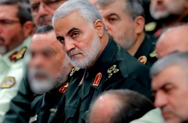 Po swej śmierci Kasem Sulejmani został uznany w Iranie za bohatera narodowego.