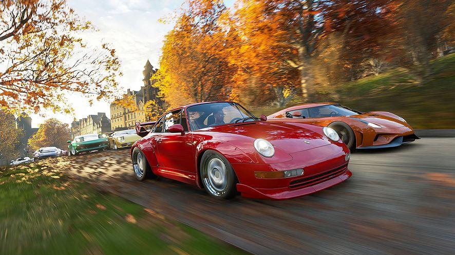 Forza Horizon 4 – co już wiadomo o nowej części najlepszych wyścigów na Xboksa