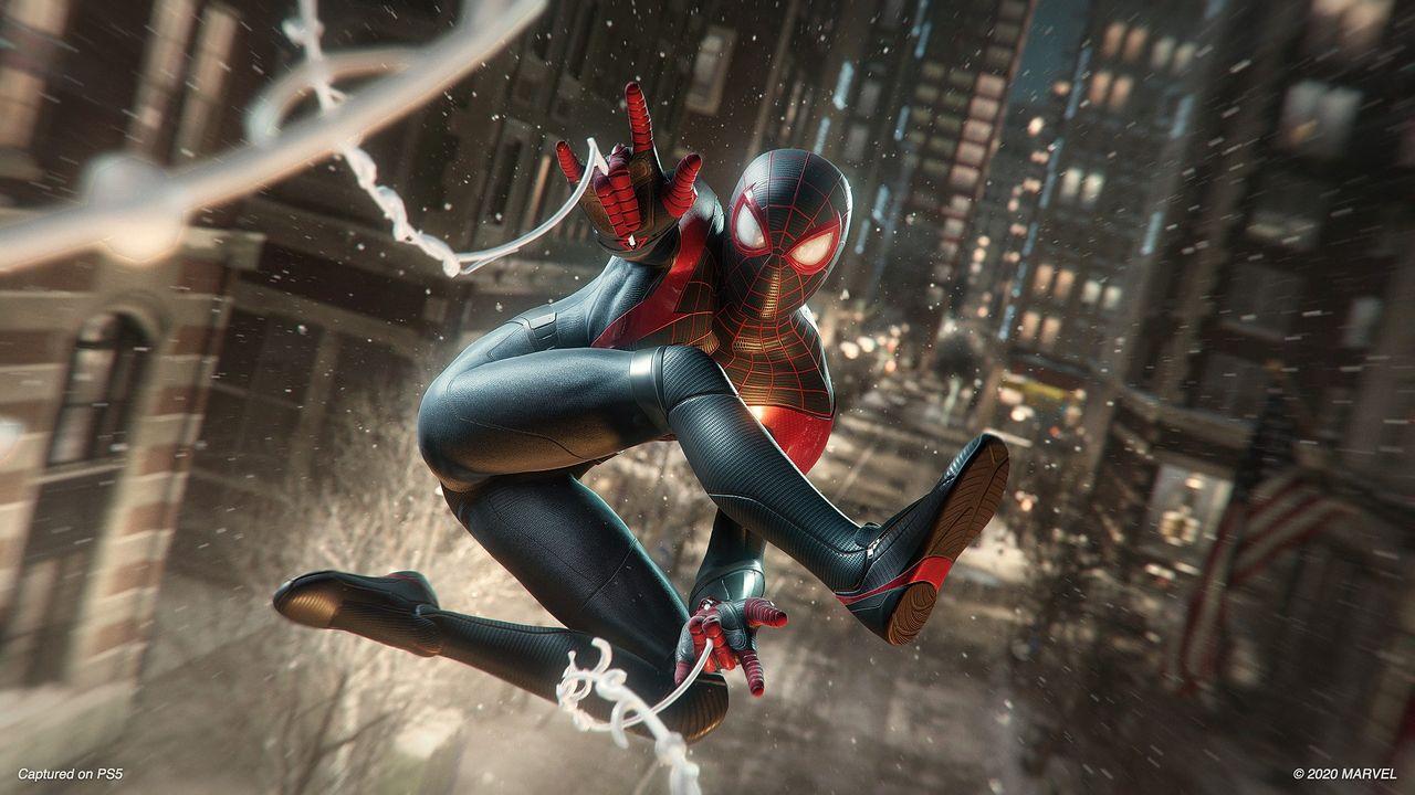 A tak wygląda nowy Spider-Man na PS4. Naprawdę nie jest źle - Marvel's Spider-Man: Miles Morales