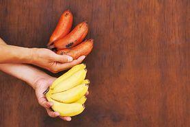 Czerwone banany. Właściwości i zastosowanie