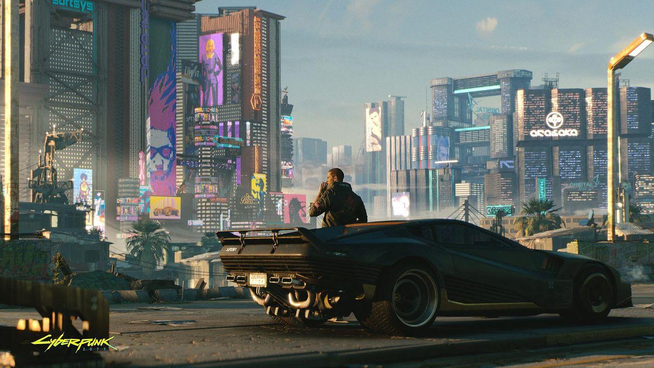 Cyberpunk 2077 na nową generację przełożony. Wiedźmin 3 też - cyberpunk