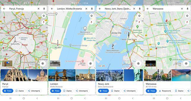 Mapy Google pokazują zabytki w nowy sposób. Niestety, nie wszędzie, fot. Oskar Ziomek.