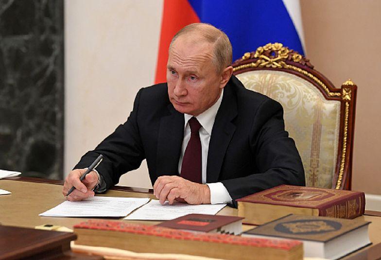 Dymisja Putina w styczniu? Mówi się o poważnej chorobie przywódcy Rosji