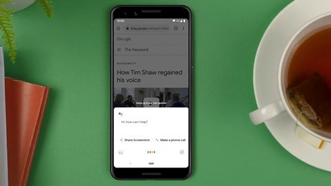 Asystent Google włączy ekspres i przeczyta wiadomości po polsku. Nowości na CES 2020