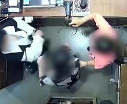 Żona ambasadora policzkuje pracownicę sklepu. Nagranie wywołało burzę
