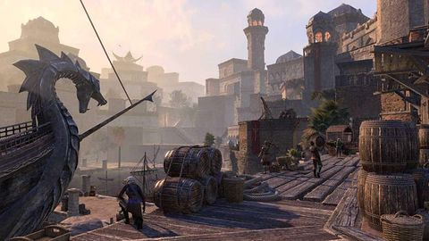 The Elder Scrolls Online na PS5 i XSX. Bethesda obiecuje sporo usprawnień