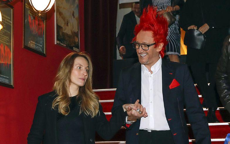 Michał Wiśniewski wytatuował się dla nowej żony. Wielu osobom to się nie spodoba