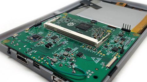 CutiePi. Tablet oparty na Raspberry Pi 3 pojawi się jeszcze w 2019 roku