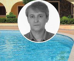 Ciała znanego profesora i żony w basenie. Koszmarne odkrycie na działce na Podlasiu