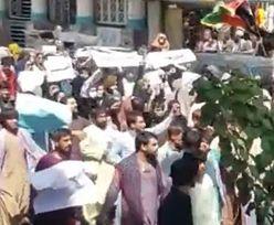 Horror w Kabulu. Na ulicach setki ludzi. Talibowie zaczęli strzelać