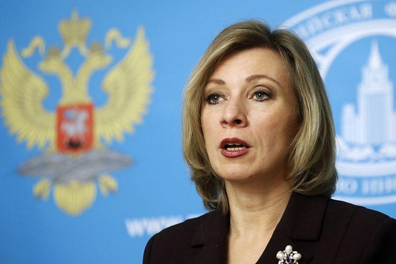 """Szefowa MSZ Rosji uderza w Polskę. Pokazuje """"najnowszy dowód cynizmu"""""""