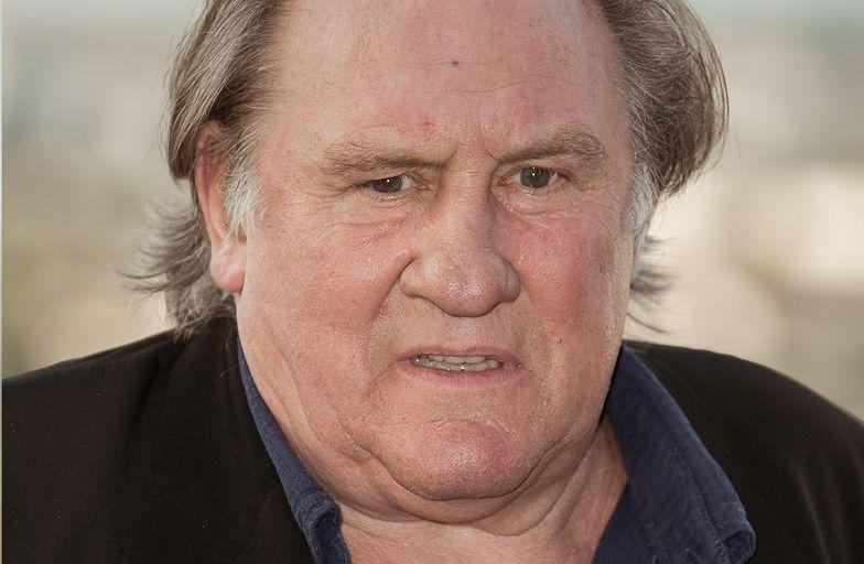 Wielkie problemy gwiazdy kina. Gerard Depardieu oskarżony o gwałt