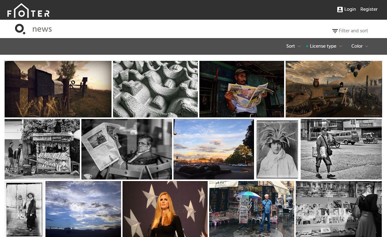 Powrót Fotera, czyli najkonkretniejszy bank darmowych zdjęć znów działa w najlepsze