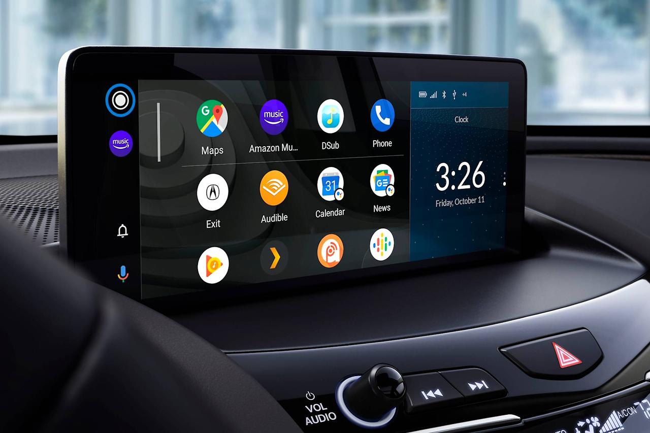 Android Auto: dzielony interfejs trafi na mniejsze wyświetlacze. Trwają testy - Android Auto