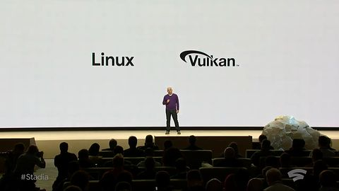 Google Stadia. Panie i panowie, Linux na poważnie wkracza na rynek gier