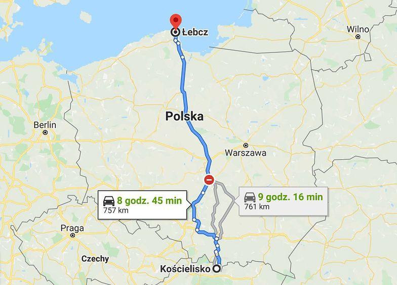 W mapach Google już nie usłyszmy Jarosława Juszkiewicza