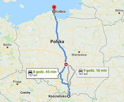 Zmiana polskiego głosu w Google Maps. Lektor był zaskoczony, gdy to usłyszał
