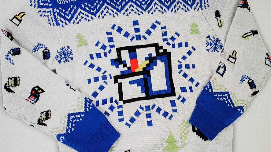 """""""Brzydki sweter"""" Windows, fot. gear.xbox.com / Oskar Ziomek"""
