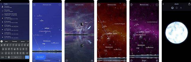 Aplikacja Star Walk 2