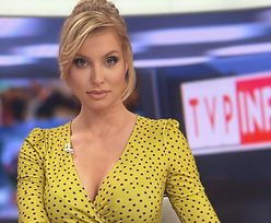 """Tak, mam biust"". Dziennikarka TVP Info się wściekła"