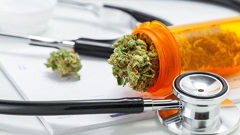 USA. Wyciekły dane osób korzystających z medycznej marihuany