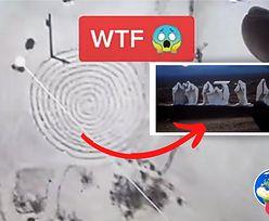 Internauta pokazał, co znalazł na mapach Google. Kim są ci ludzie?