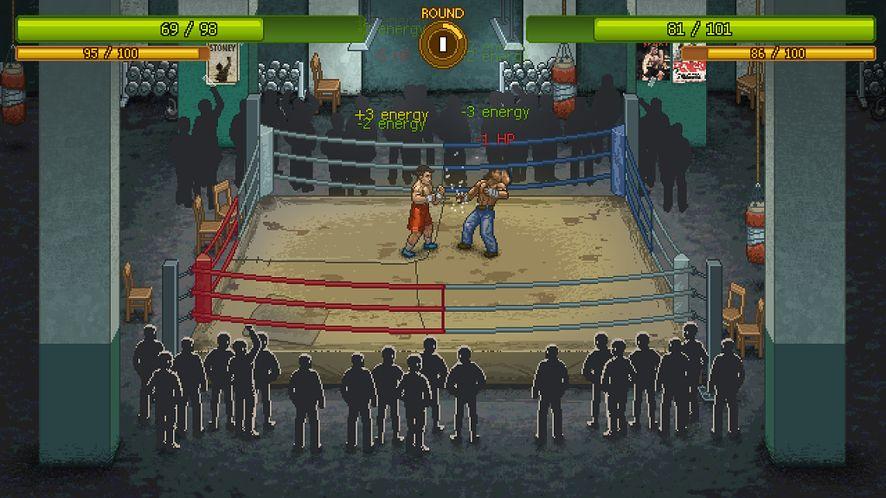 Punch Club mógł być wielkim sukcesem. Grają blisko 2 miliony graczy, ale ile grę kupiło?
