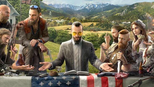 Rozchodniaczek tak obfity, że aż Far Cry 5 się wylał