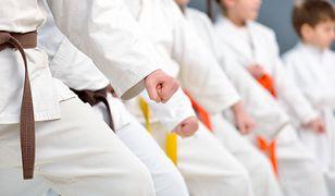 Karate uczy samodyscypliny