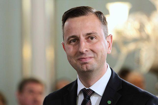 Władysław Kosiniak-Kamysz skomentował start w wyborach prezydenckich 2020 i start Donalda Tuska