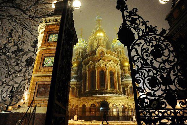Najcieplejszy grudzień w Rosji