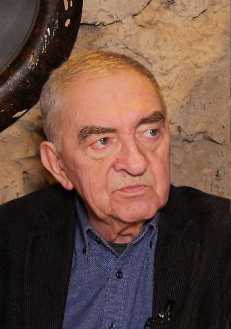 Jerzy Trela w najnowszym projekcie Zbigniewa Preisnera
