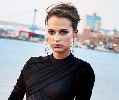 """Alicia Vikander gwiazdą """"Porter Magazine"""""""