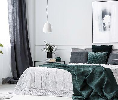 Sypialnia w stylu nowoczesnym może być nie tylko modnym, lecz także przytulnym wnętrzem