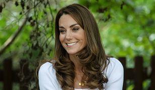 Kate Middleton podkreśla miłość do dzieci