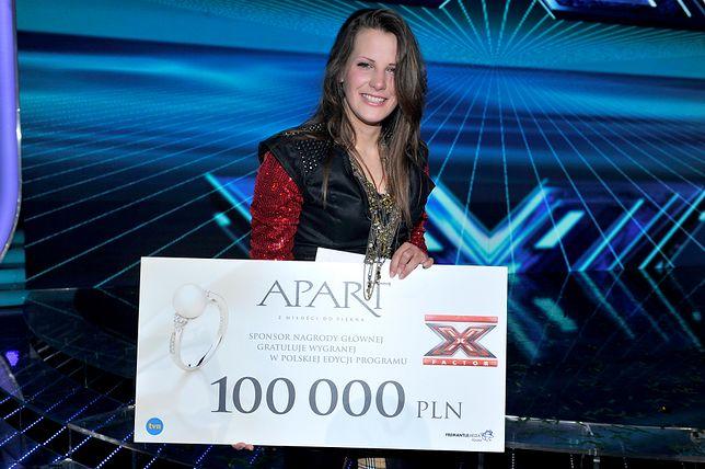 """Klaudia Gawor wygrała """"X Factor"""" w 2013 r., ale dopiero teraz szykuje się do wydania pierwszej płyty"""