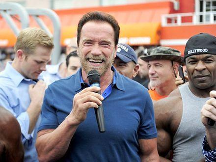 Arnold Schwarzenegger znów zakochany