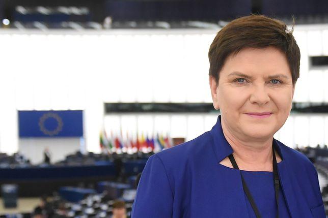 PE: Beata Szydło, europoseł PiS, nie została szefową Komisji ds. Zatrudnienia. Ale to się może zmienić