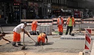 Warszawa: nielegalnie zatrudniali cudzoziemców przy budowie Galerii Północnej
