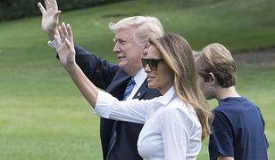 Trump w Warszawie. Wiemy, jakie miejsca w stolicy odwiedzi pierwsza dama