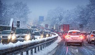 Pogoda w Warszawie. Wracają obfite opady śniegu i siarczysty mróz