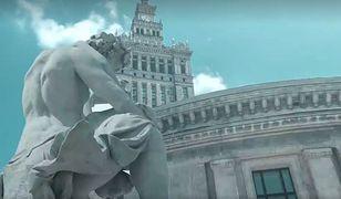 """""""I saw you, Poland"""". Niesamowity film z Warszawą w głównej roli [WIDEO]"""