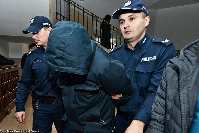 Aresztowany Miłosz S.