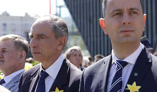 Władysław Teofil Bartoszewski oraz Władysław Kosiniak-Kamysz