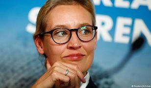Alice Weidel, czołowa kandydatka AfD podważa egzystencję konstytucyjnych organów niemieckiego państwa prawa