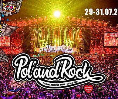 Pol'and'Rock Festival 2021 odbędzie się w nowym miejscu
